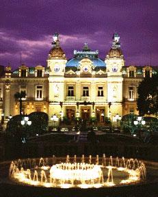 Night Life in Monaco